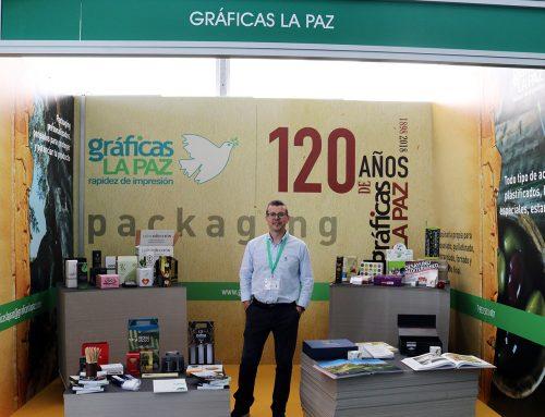 Gráficas la Paz expondrá sus soluciones para packaging de aceite de oliva en Expoliva 2021